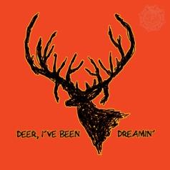 Deer, I've Been Dreamin' Single Jewel Case Sleeve