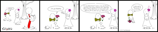 Which St. Valentine?