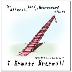 The Ethereal Land of Heavenward Stairs Cover