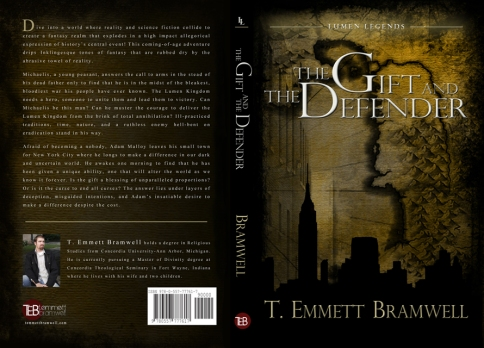 The Gift and the Defender Cover