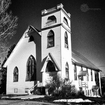 Decrepit Peoples Church