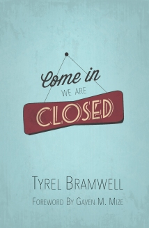 Come in we are closed_front cover