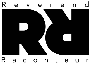 Raconteur Rev logo