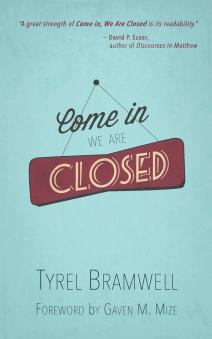 Come in We Are Closed_Kindle cover